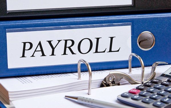 Outsourcing payroll and accounting services