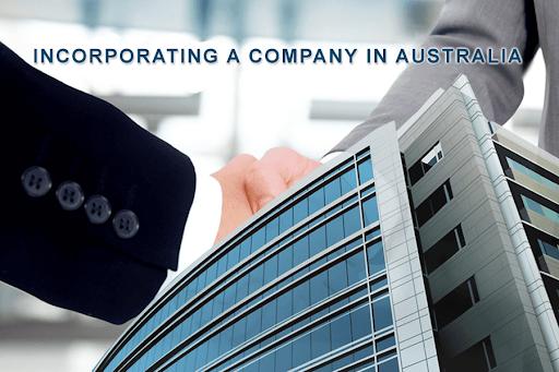 Incorporating A Company In Australia